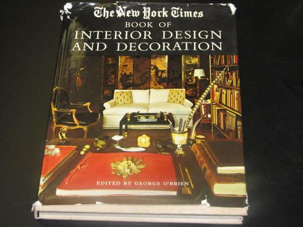 BOOK: NY Times Book of Interior Design and Decorating