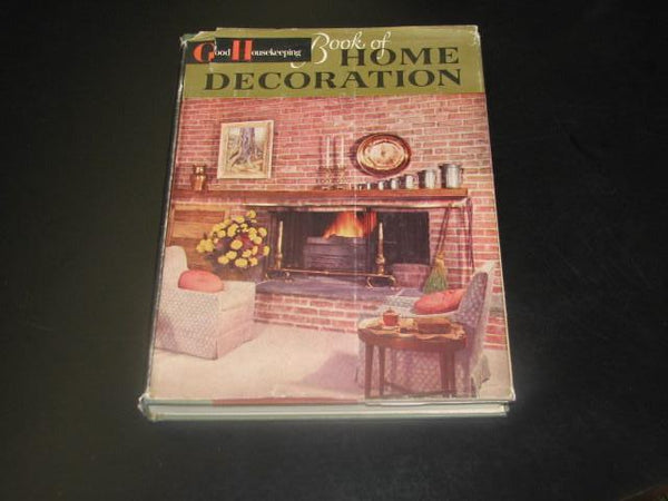 Book: Good Housekeeping Book of Home Decorating 1957