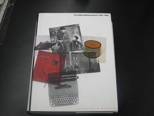 Book: Italian Metamorphosis 1943 - 1968