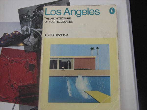 Book: L. A. Archiecture