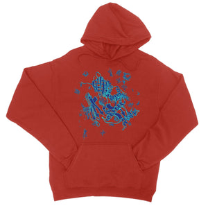 Protein structures College Hoodie - Boutique Science