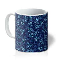 Load image into Gallery viewer, Blue Caffeine Mug - Boutique Science