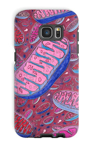 Mitochondrial Chromosomes Phone Case - Boutique Science