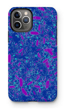 Load image into Gallery viewer, Blue Bacteria Phone Case - Boutique Science