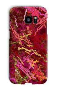 Red CRISPR Phone Case