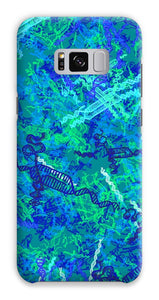 Cyan CRISPR Phone Case - Boutique Science