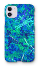 Load image into Gallery viewer, Cyan CRISPR Phone Case - Boutique Science