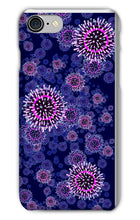 Load image into Gallery viewer, Indigo Influenza Phone Case