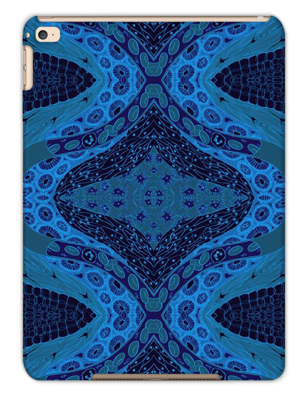 Blue Tissues Tablet Cases - Boutique Science