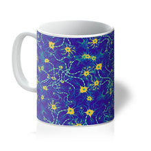 Load image into Gallery viewer, Blue Neurons Mug