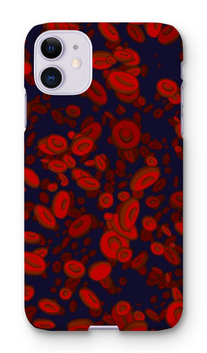 Red Blood Cells Phone Case - Boutique Science