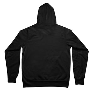 Brain Areas Unisex Full Zip Hoodie