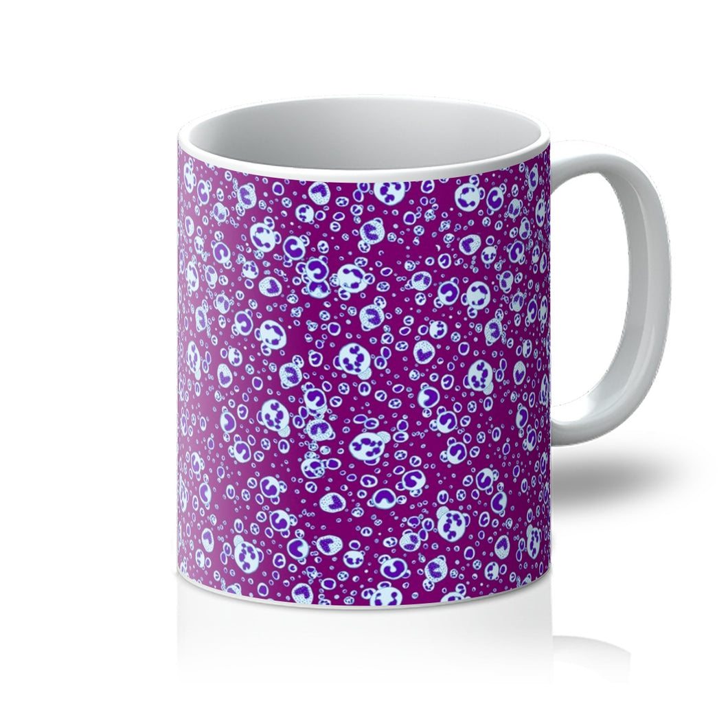 White Blood Cells Mug - Boutique Science