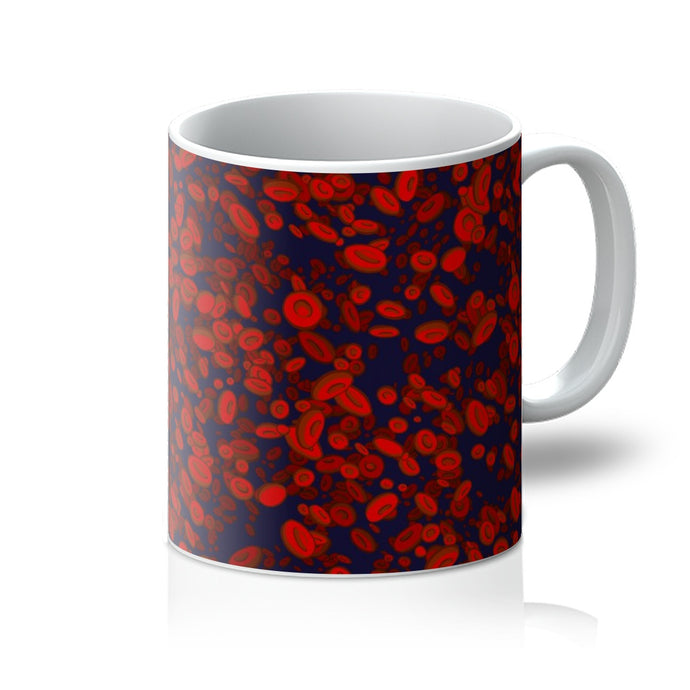 Red Blood Cells Mug - Boutique Science