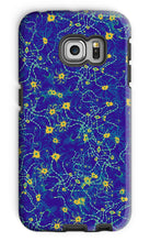 Load image into Gallery viewer, Blue Neurons Phone Case