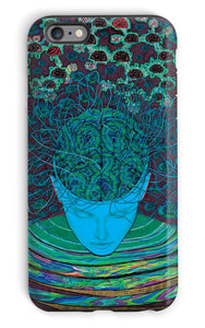 Unravelling Brains Phone Case