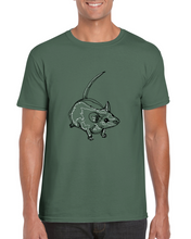 Load image into Gallery viewer, Mus musculus T-shirt - Boutique Science