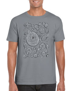 Saccharomyces cerevisiae T-shirt - Boutique Science