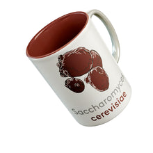 Load image into Gallery viewer, Saccharomyces cerevisiae mug - Boutique Science