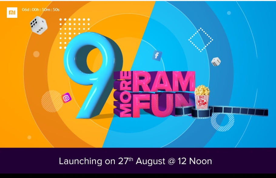 India, get set to welcome Redmi 9 on 27th August