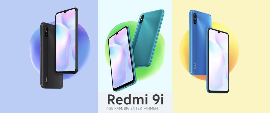 Redmi 9i debuts in India