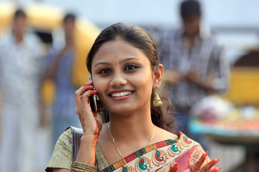 Indian mobile phones' scintillating silver jubilee