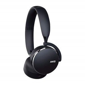Featuring premium aluminium highlights, a soft-touch headband and memory foam ear cups, the AKG Y500 look as good as they sound