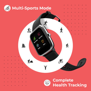 Noise Colorfit Pro 2 supports 9 sports modes to cover all your activities,