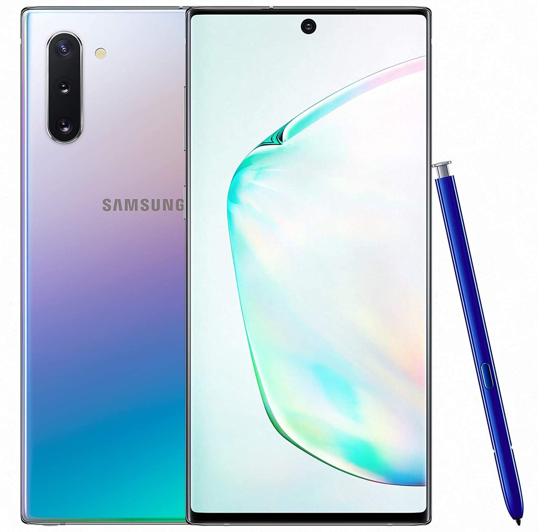 Samsung Galaxy Note10's intelligent battery helps you power through your entire day