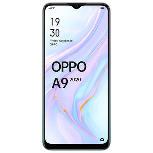OPPO A9 2020 5000mAh battery with Type-C charging can even reverse charge all your other devices.