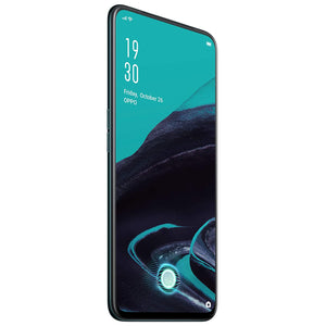 OPPO Reno2 F is equipped with a powerful night mode. Powered by multi-frame noise reduction and HDR imaging