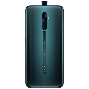 OPPO Reno2 F's powerful camera is hidden under a solid piece of durable glass creating an uninterrupted, flat surface