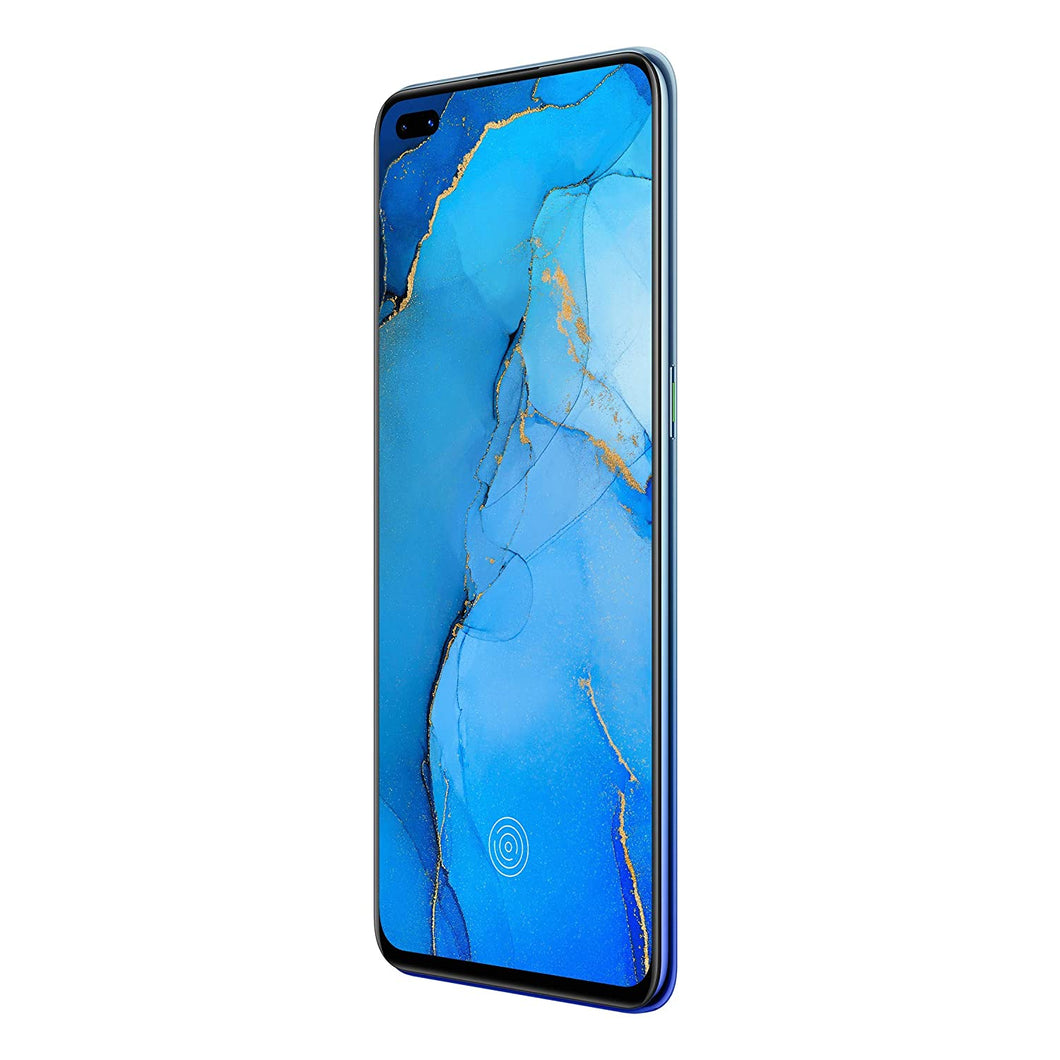 OPPO Reno3 Pro's 44MP +2MP Dual Front Camera captures every detail of the face in ultra-high resolution.