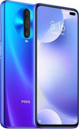 Xiaomi Poco X2 has a 6.6-inch Full HD+ resolution LCD screen for elevated viewing or playing games.