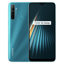 Load image into Gallery viewer, Housing a massive 5000 mAh battery with AI power-saving technology, realme 5i will stay juiced up for all your tasks