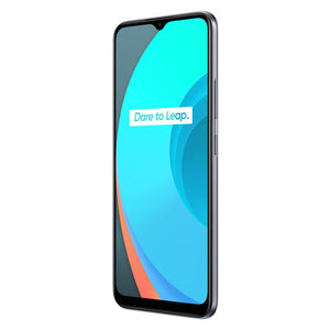 Realme C11 has a practical 3-card slot with 2 SIM and 1 MicroSD slots