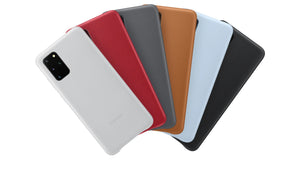 It also follows the beautiful shape of your Samsung Galaxy S20+ so the ergonomic grip is kept intact.