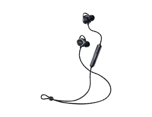 Built for comfort, AKG N200's wireless magnetic buds are lightweight and ideal for all-day wear.