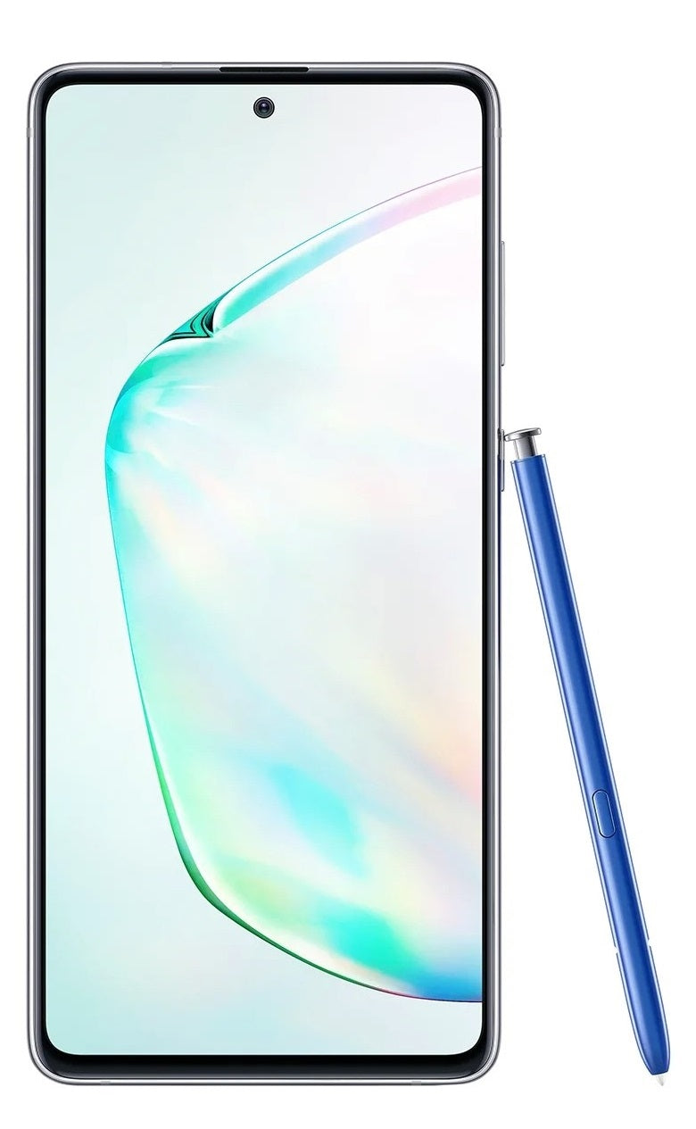 Samsung Note 10 Lite's an On-Screen Fingerprint scanner is built onto the screen, for vault-like security.