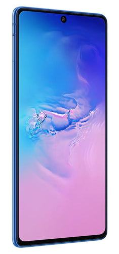 Samsung Galaxy S10 Lite's Super Steady OIS allows for a wider correction angle, letting you add stability and UHD quality to your live videos and photos in low-light conditions.