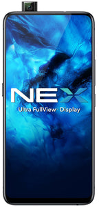 "Every millimeter of Vivo NEX's 6.59"" Super AMOLED display is dedicated to maximum visual impact."