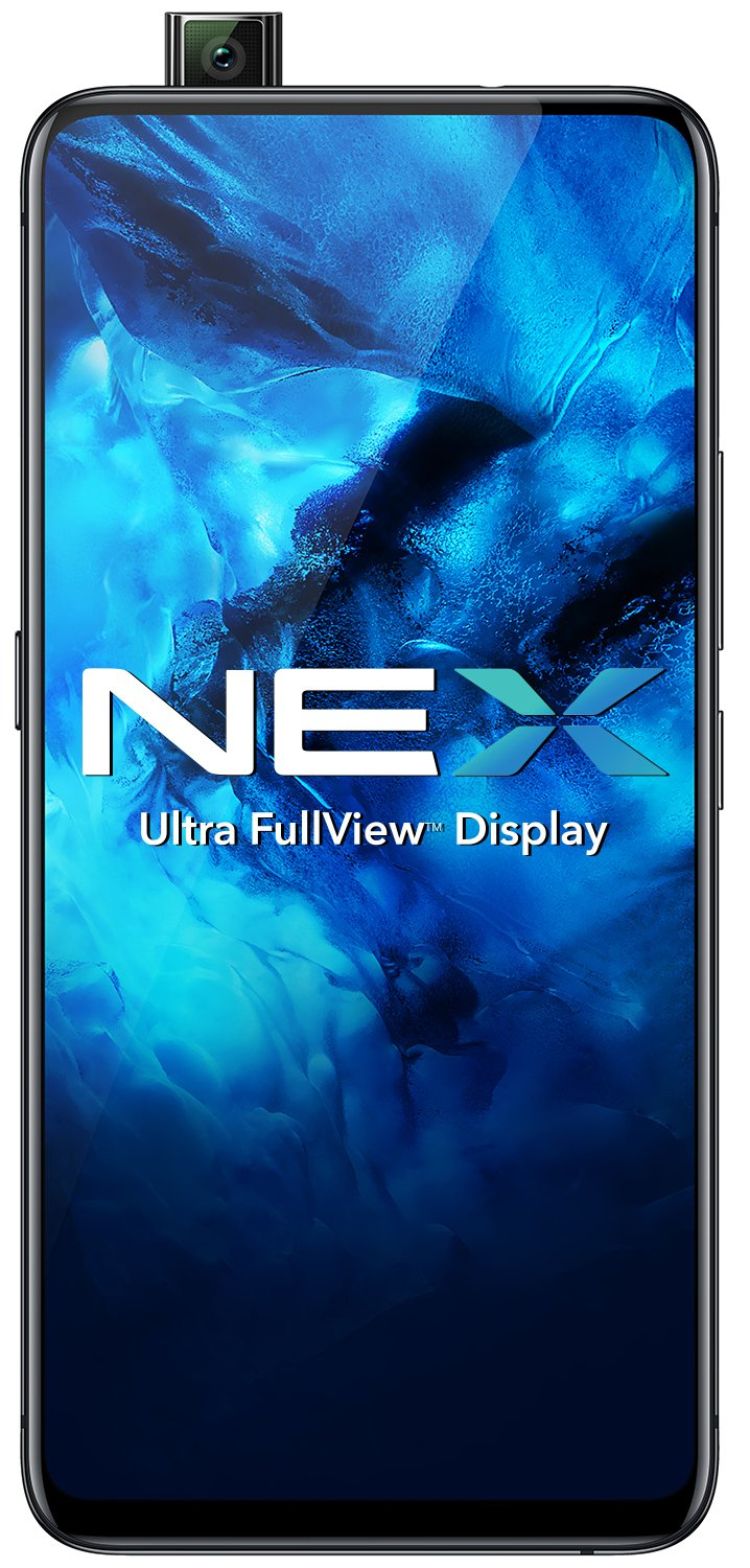 Every millimeter of Vivo NEX's 6.59