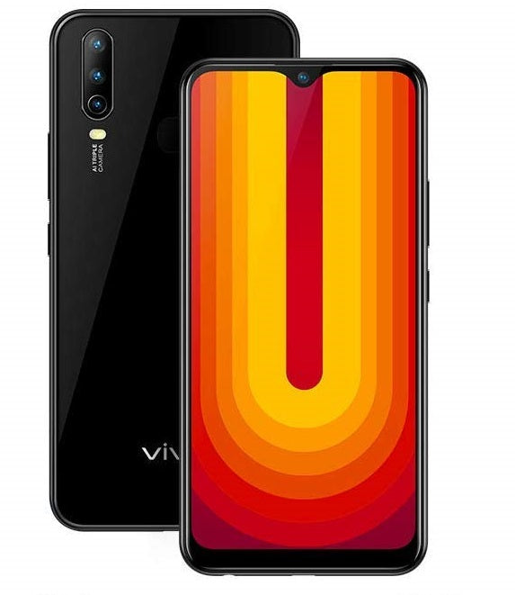 Vivo U10 is equipped with a fingerprint sensor that unlocks your phone instantly.