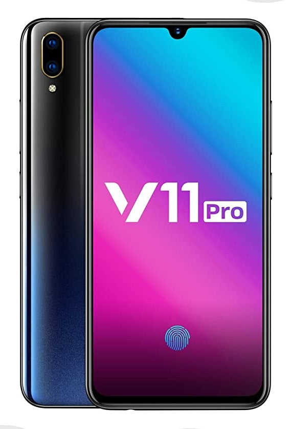 Vivo V11 Pro's front camera has a massive 25MP super high resolution sensor for superior photo quality.