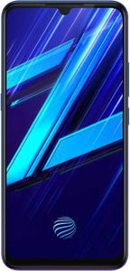 Vivo Z1x features an innovative 2.5D shape design that covers a 4,500mAh battery with only 8.13mm thickness.