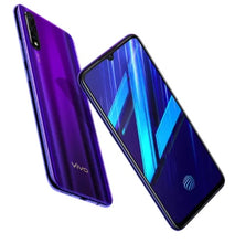 Load image into Gallery viewer, Vivo Z1x features a triple camera setup with a 48MP Main Camera, 8MP Super Wide-Angle Camera, and 2MP Depth Camera.