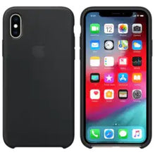 Load image into Gallery viewer, The Silicon Phone Case for iPhone XS Max fits the smartphone perfectly and allows you to have a firm grip while carrying your phone.