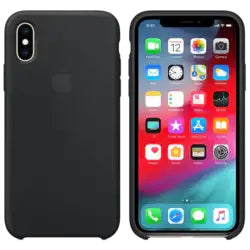 The Silicon Phone Case for iPhone XS Max fits the smartphone perfectly and allows you to have a firm grip while carrying your phone.