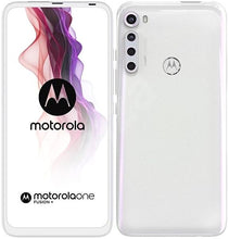 Load image into Gallery viewer,  Motorola One Fusion+ 64-MP quad-camera system and Quad Pixel technology deliver stunning clarity and colour accuracy in your pictures