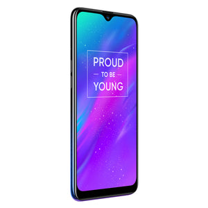 Realme 3's Unibody design with a comfortable grip has redefined the smartphone's style